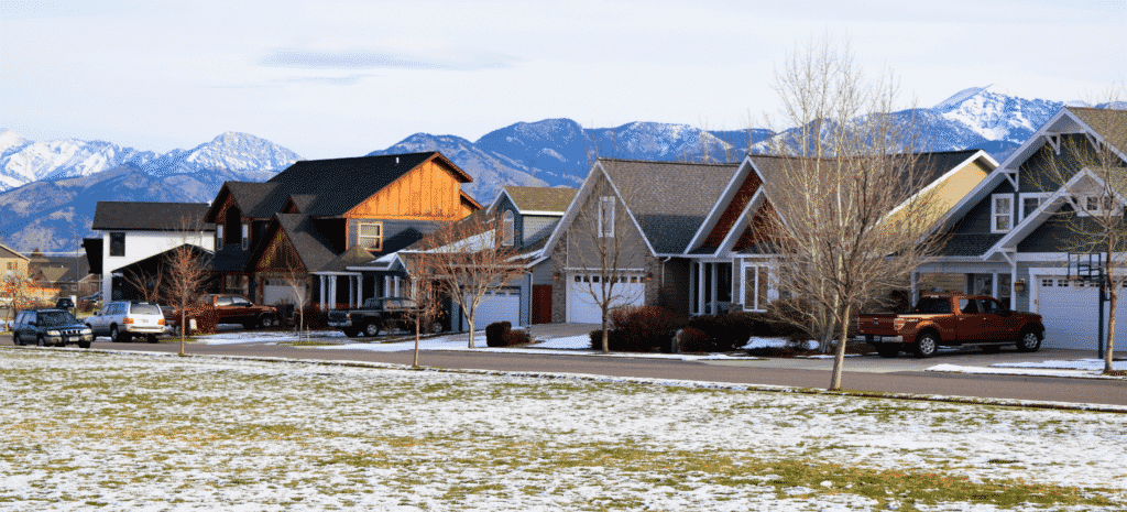 West Winds Bozeman Homes for sale